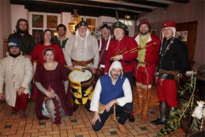 Troubadours et Jongleurs pour les nocturnes de René II