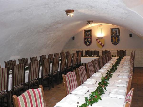 La salle du banquet des Nocturnes de René II